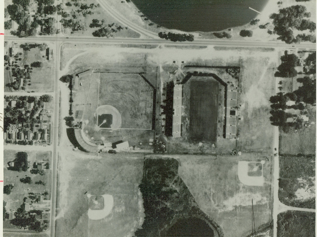 Orlando Stadium aerial view in 1947 courtesy FCSports2.jpg