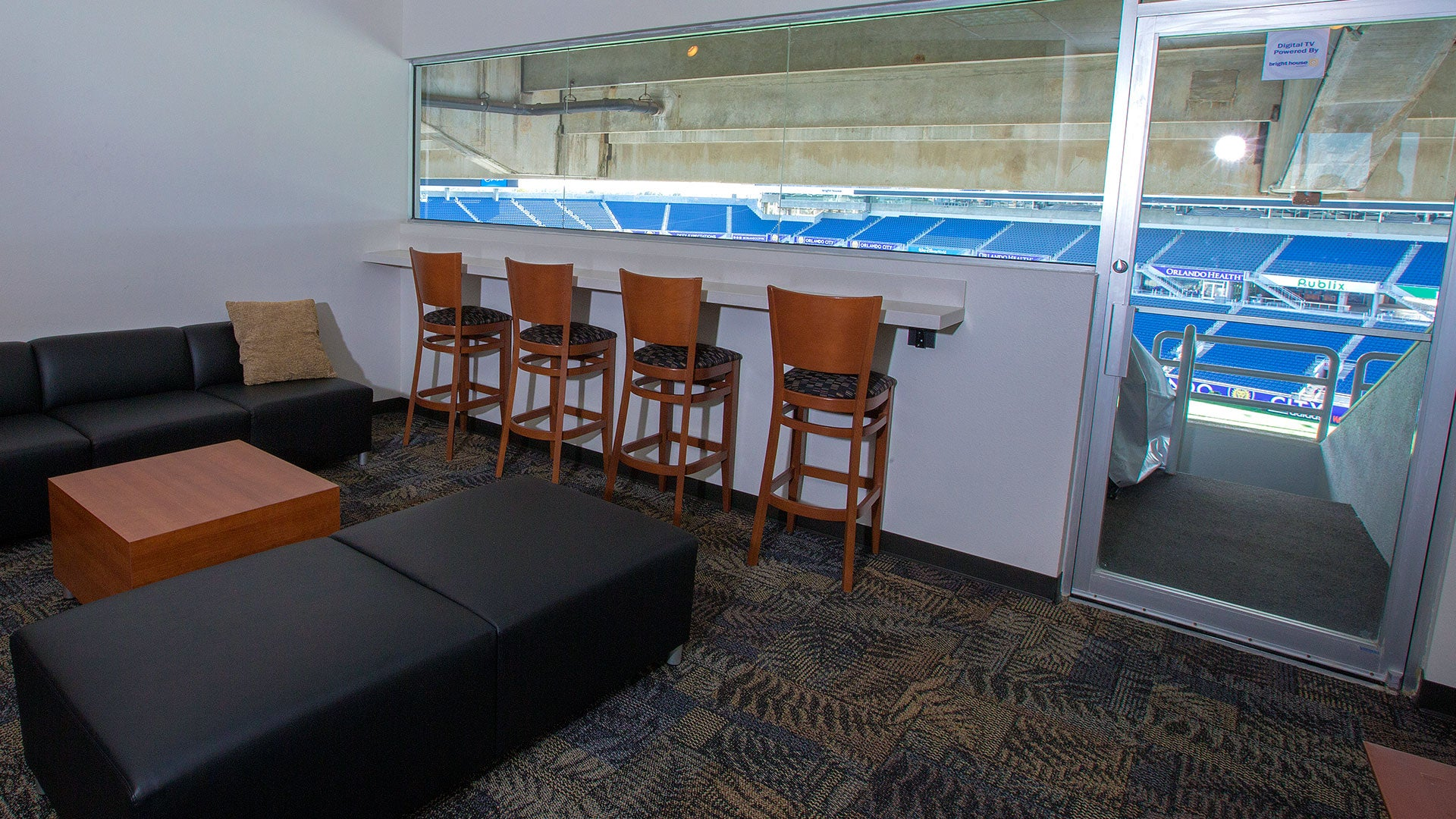 Suites camping world stadium for Mercedes benz stadium box office hours